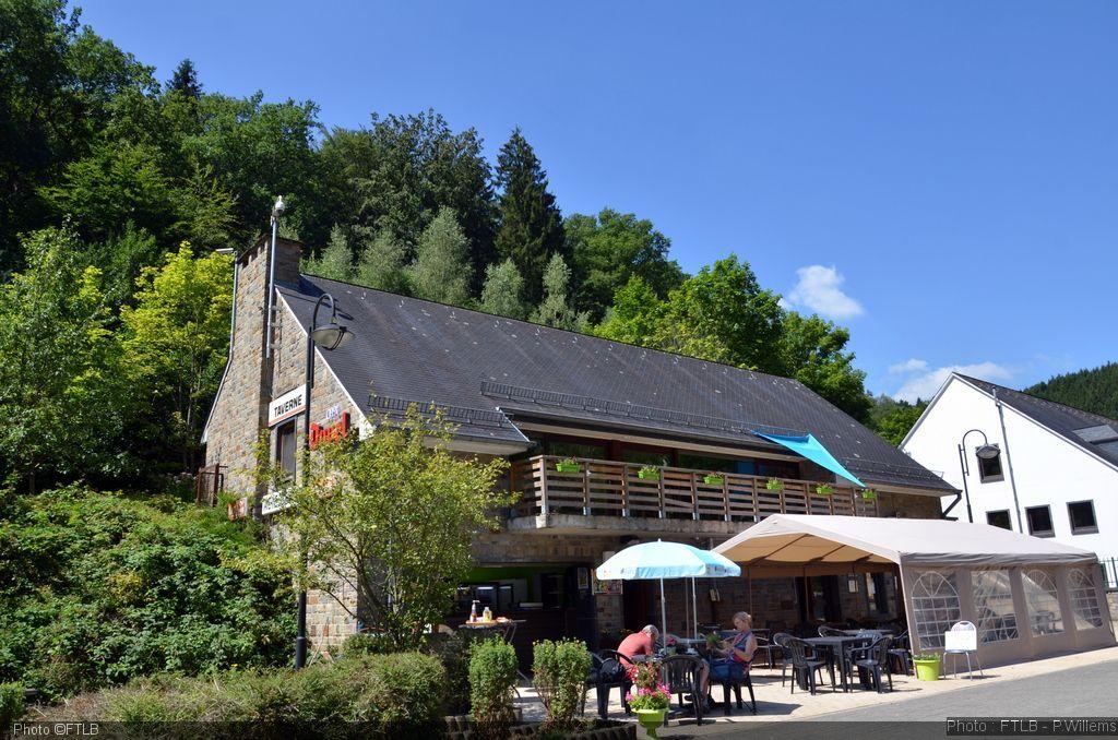 Taverne du Barrage de Nisramont