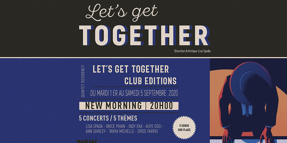 Let's Get Together Club - Spécial Gospel