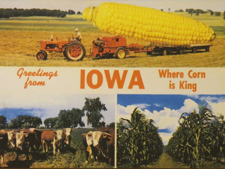 I'm so glad I got to write about Iowa.