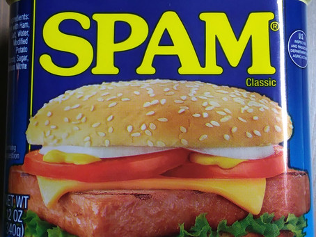 SPAM-in-a-can