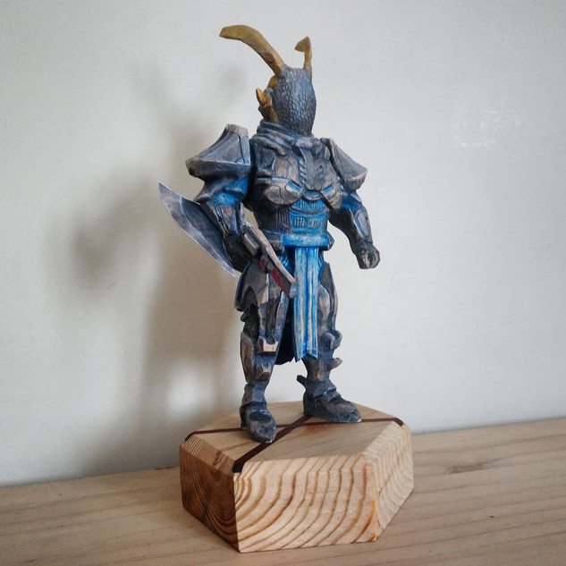 Destiny Figure