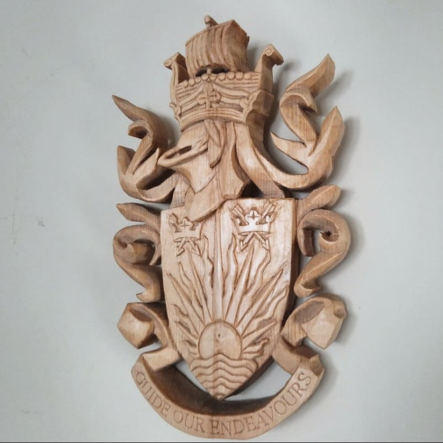 Suffolk Coat of Arms