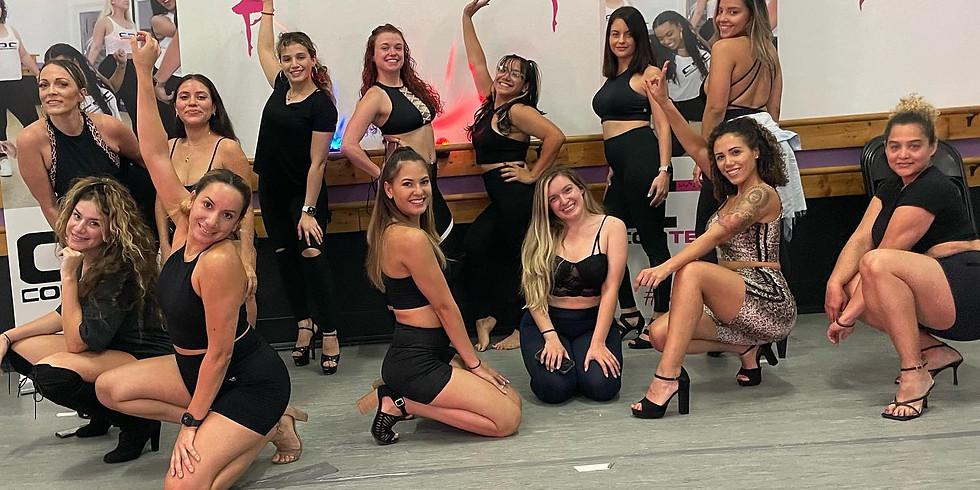 Ladies Heels Class