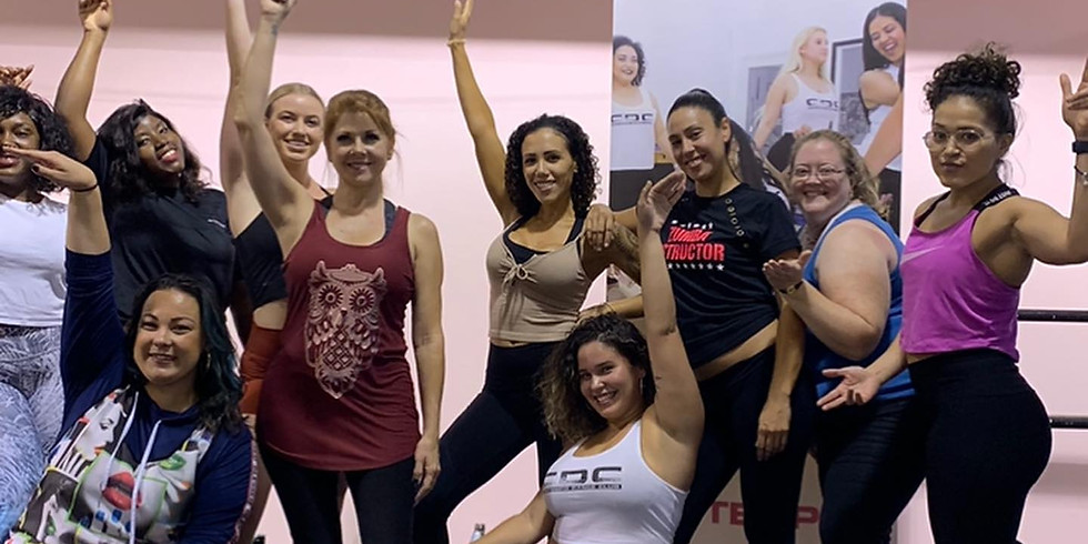 Ladies Reggaeton Class