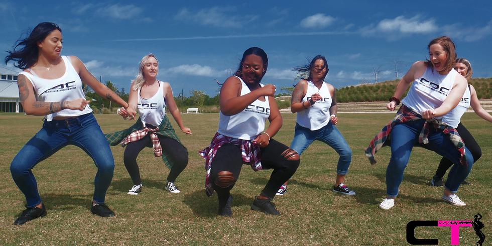 Dance Fitness - Outdoor Dance