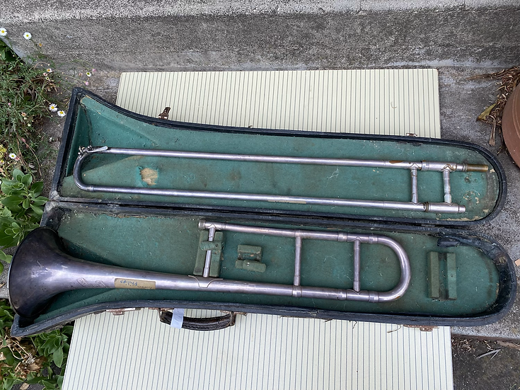 C. 1960 Besson International (Besson & Co) Trombone
