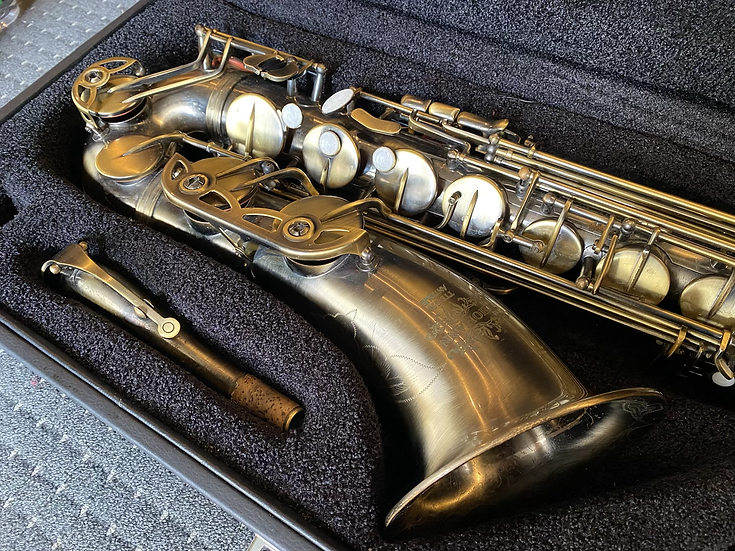 *SOLD* Thomann Antique Bb Tenor Saxophone