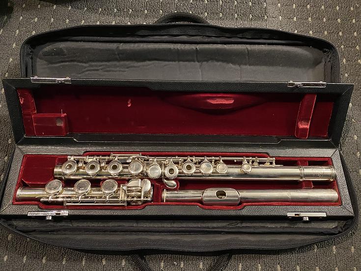 Jupiter JFL-611 RE II Intermediate Flute w Altus headjoint
