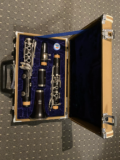 *SOLD* Yamaha YCL-32 Intermediate wooden Clarinet