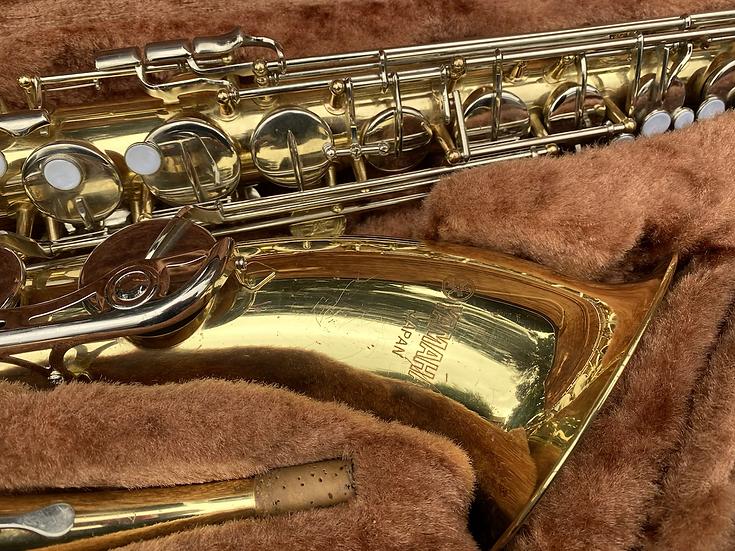 Yamaha YTS-23 Tenor Saxophone - made in Japan