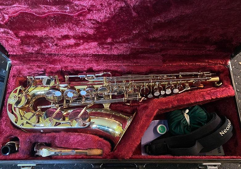 *SOLD* Yamaha YAS-100 Student Alto Saxophone
