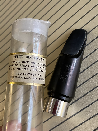 The Morgan Excalibur 7E Ato Saxophone Mouthpiece