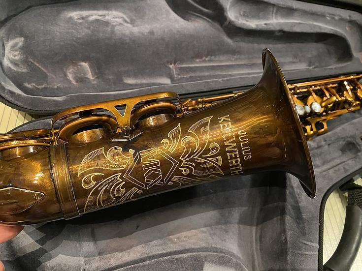 *SOLD* Keilwerth MKX Eb Alto Saxophone