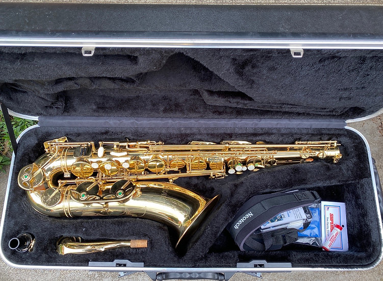 Barby Bb Tenor Saxophone - student model