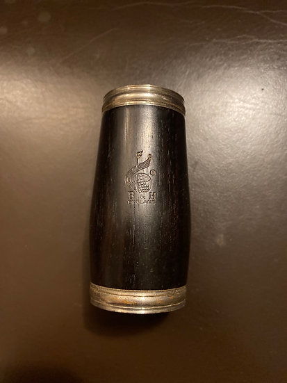 Boosey & Hawkes B&H wooden Bb clarinet barrel 67mm