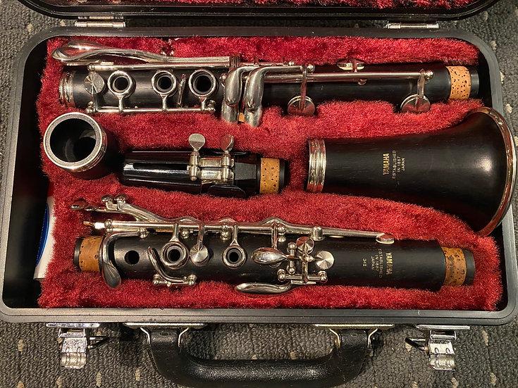 *ON HOLD* Yamaha YCL-34 II Intermediate Bb Clarinet