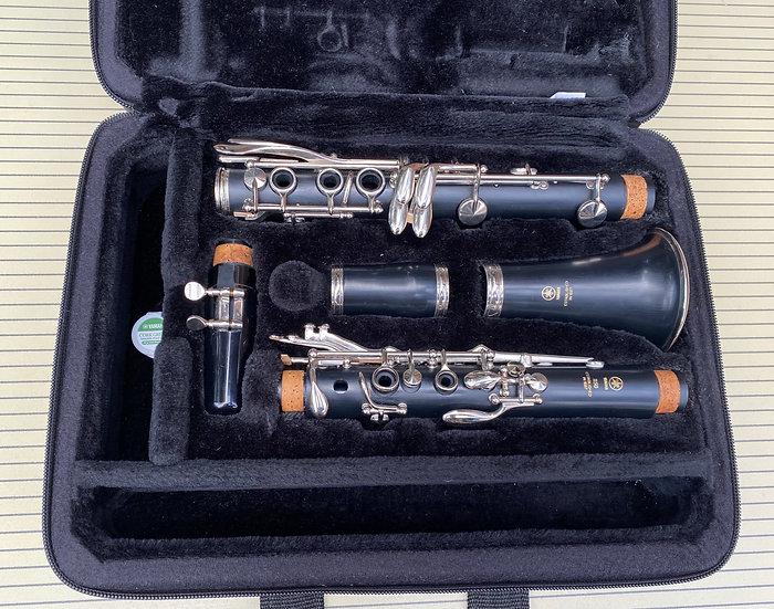 Yamaha YCL-250 Bb Clarinet - student model