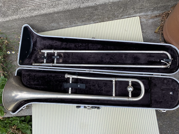 *ON HOLD* C. 1960 Boosey & Hawkes Imperial Trombone