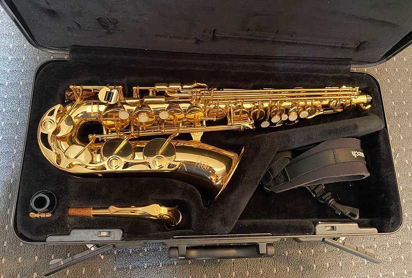 Yamaha YAS-275 Alto Saxophone - Japan made!