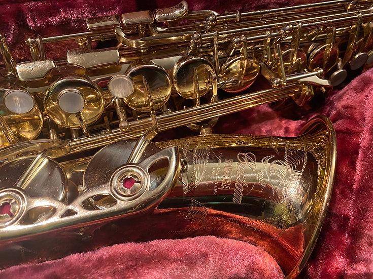 *SOLD* Yamaha Custom Alto Saxophone YAS-855 Professional