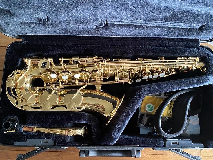 Yamaha YAS-275 Alto Saxophone - made in Japan
