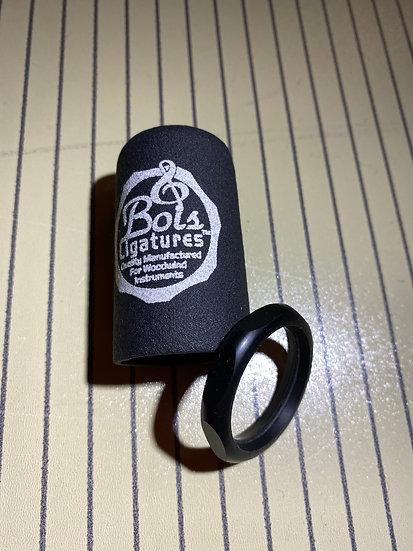 Bois Classique Clarinet ring ligature and cap