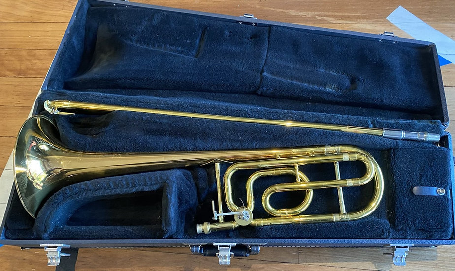 Conn 52H Tenor Trombone w Bb/F trigger