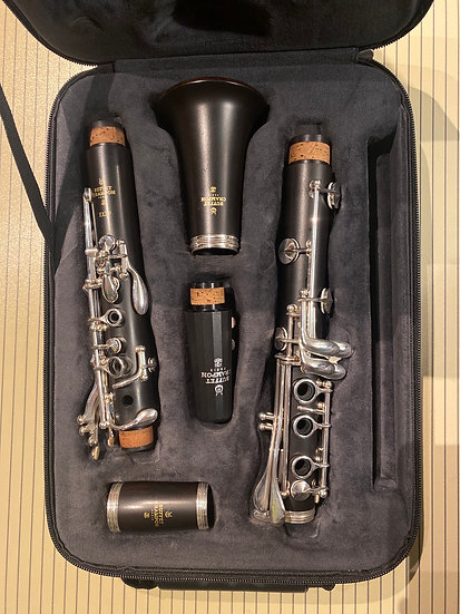*SOLD* Buffet E12F Intermediate Bb Clarinet