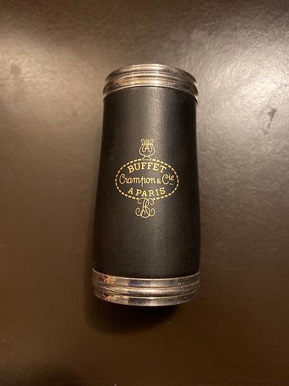 Buffet wooden E11 Bb clarinet barrel 65mm
