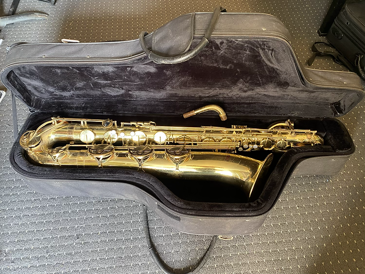 *SOLD* Yamaha YBS-52 Baritone Saxophone - Low A
