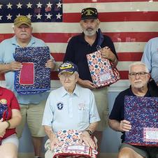 The Veteran Recipents