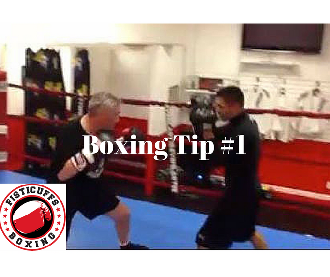 BOXING TIP #1: GET THE PROPER EQUIPMENT