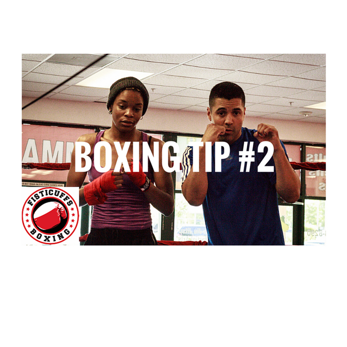 BOXING TIP #2: GET THE RIGHT HEAVY BAG GLOVES