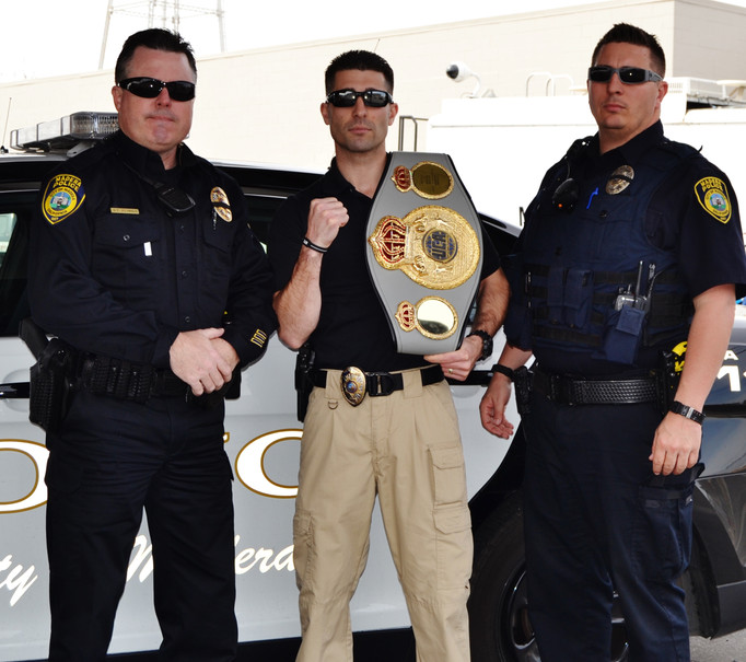 THINK LIKE A BOXER: 4 KEY ELEMENTS OF SUCCESS IN POLICING