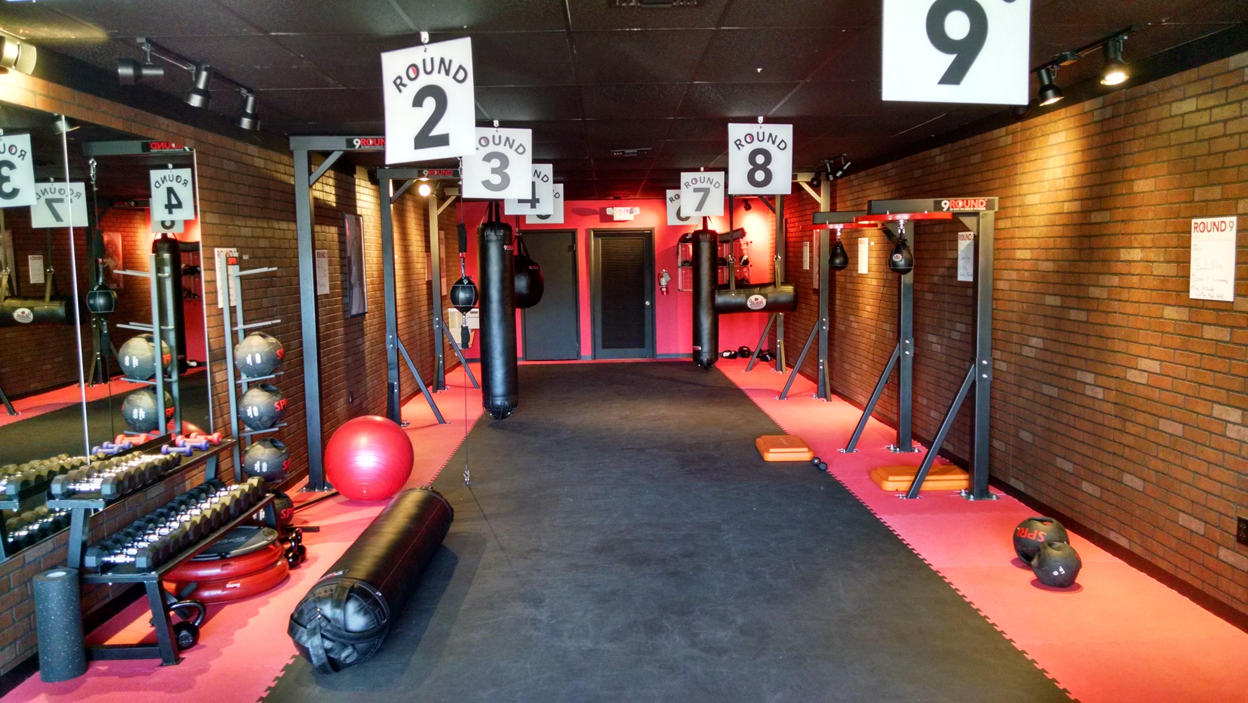 9 Rounds Kickbox Fitness