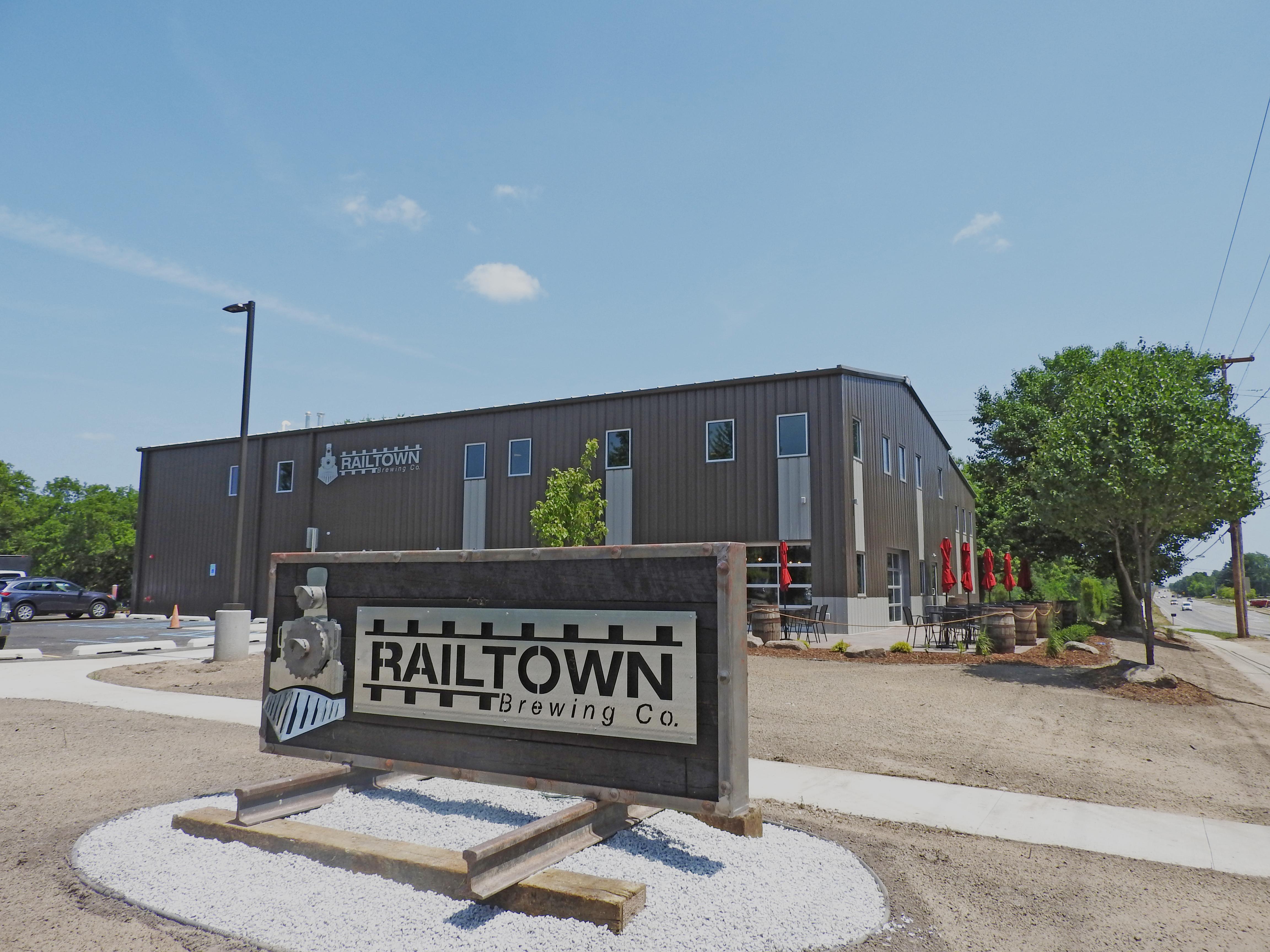 Railtown Brewing Co.