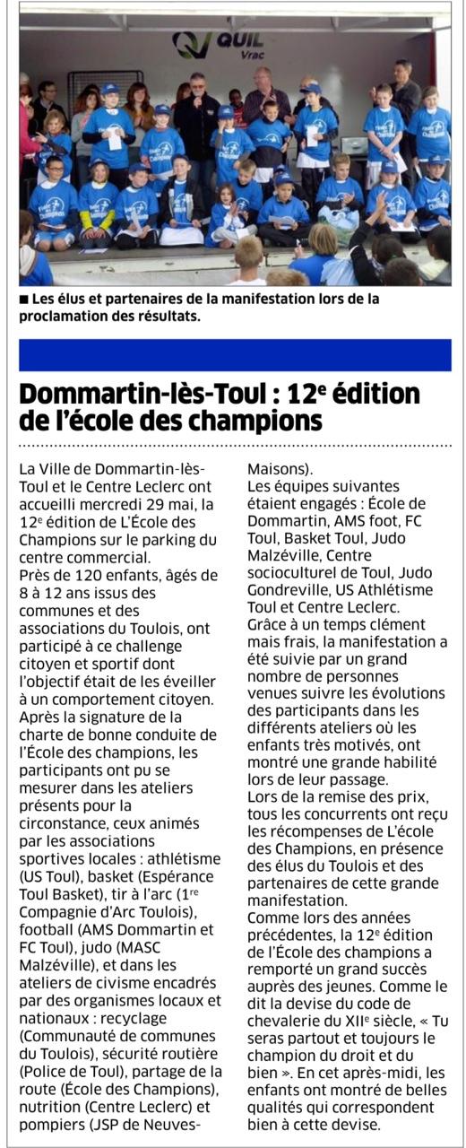 29 mai 2013 - Dommartin-les-Toul