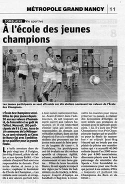 article ER 29062019 - EDC Grand Nancy'