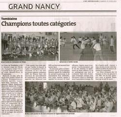 24 juin 2015 - Grand Nancy