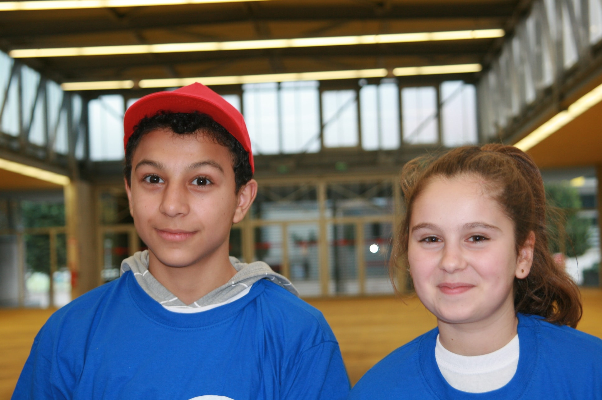 Finalistes Tennis de table NM