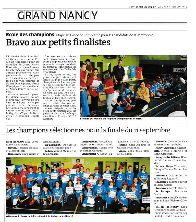 29 juin 2016 - Grand Nancy