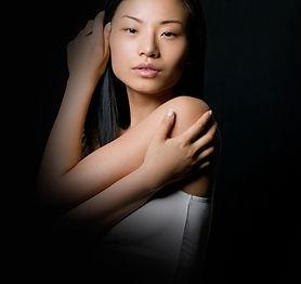 Model in the Spotlight