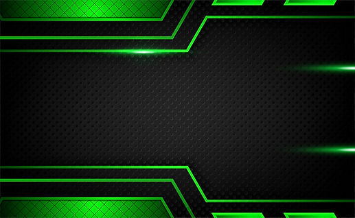abstract-dark-metallic-green-black-frame
