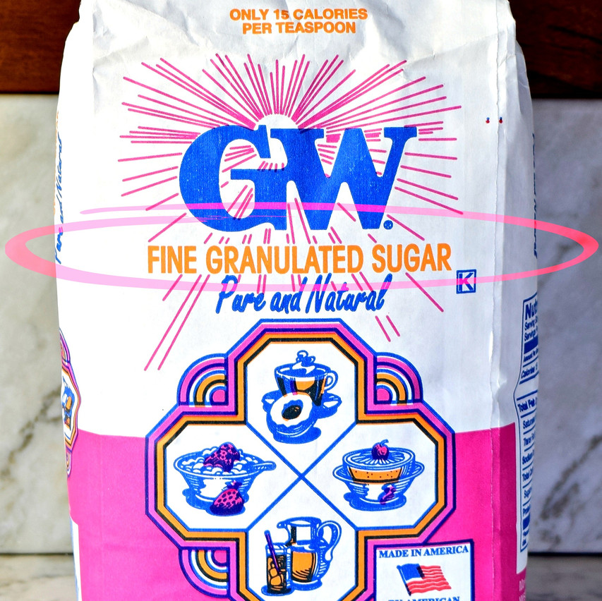 Cane Sugar vs Sugar | What is Fine Granulated Sugar |Fine granulated sugar is a refined sugar produced from cane or beet with 99.95 percent sucrose (water being the main remainder). For most sugar manufacturers, it is a white sugar with crystal size ranging from about 0.32 to 0.42mm.