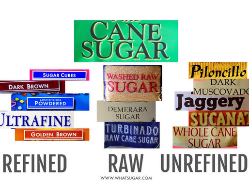 The Ultimate Guide to Unrefined and Raw Sugars. Are They Better?