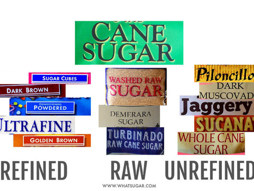 The Ultimate Guide to Unrefined and Raw Sugars