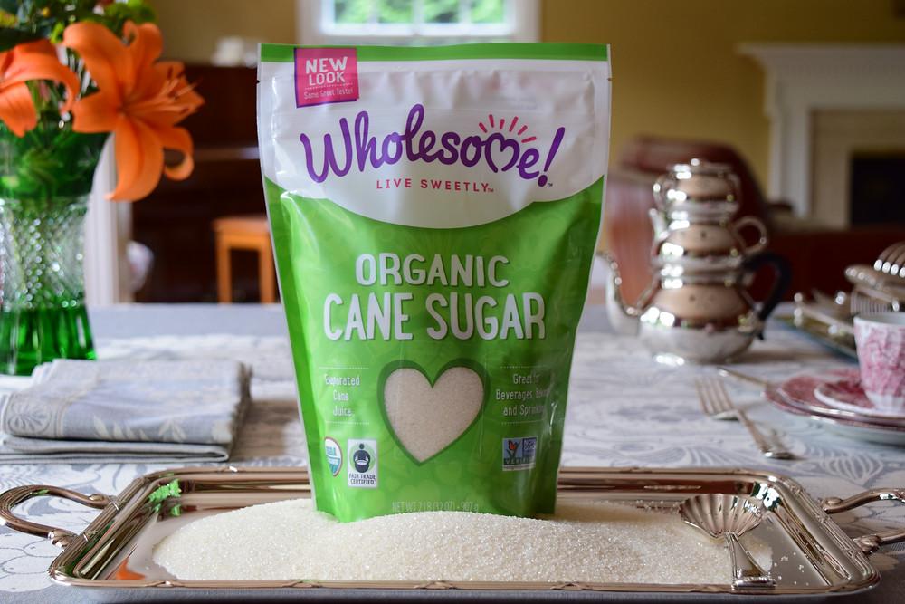 Organic Cane Sugar | Evaporated Cane Juice
