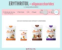 Erythritol with Oligosaccharides | Swerve