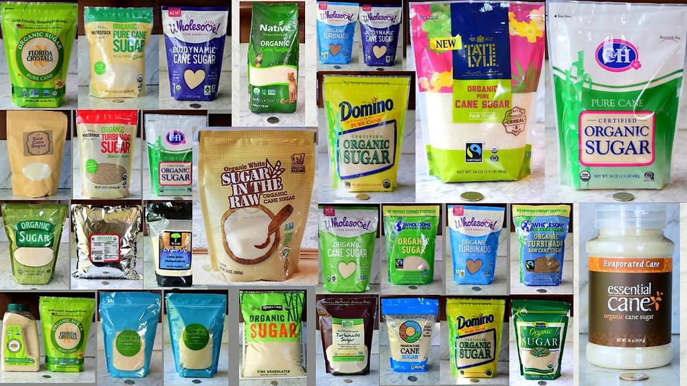 Organic Sugars