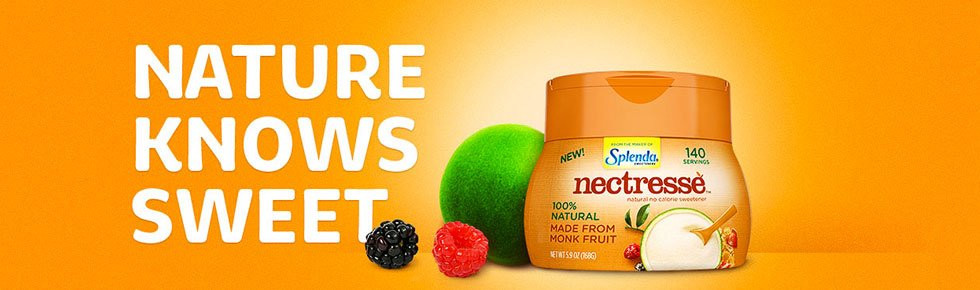 Nectresse Natural No Calorie Sweetener | What Happened to Nectresse | Monk fruit vs erythritol | monk fruit powder | monk fruit baking sweetener